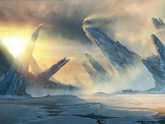 Нибиру устроит ледяной ад на Земле: посланников зловещей планеты засняли на видео