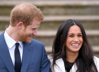 Принц Гарри и Меган Маркл объявили о рождении первенца