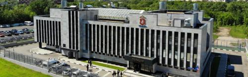 Собянин открыл новое здание полиции в Очаково-Матвеевском