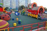 детские игровые площадки для дачи недорого