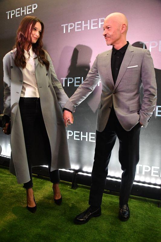 Федор Бондарчук и Паулина Андреева тайно зарегистрировали свои отношения
