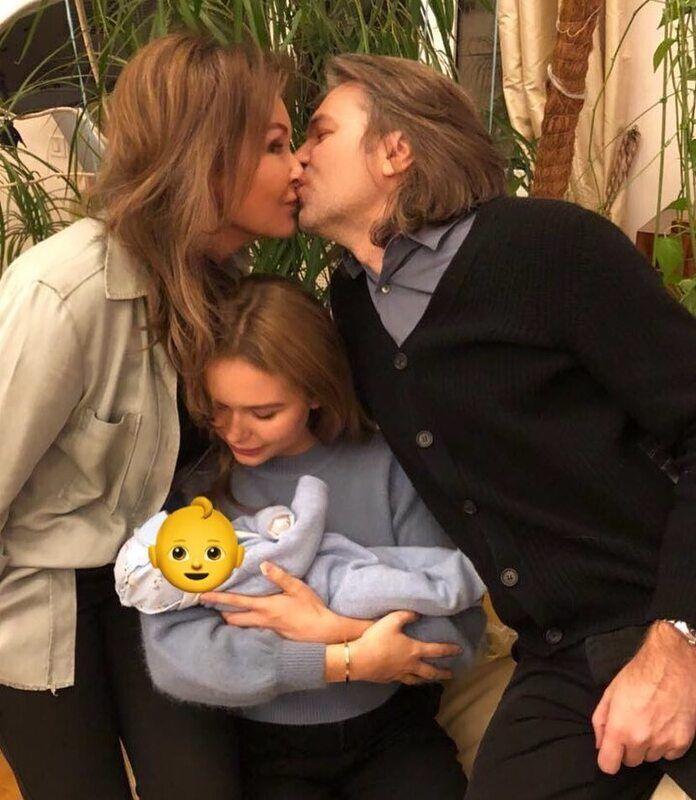49-летний Дмитрий Маликов заявил, что 2-летний сын избавил его от кризиса среднего возраста