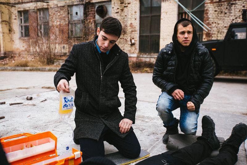 Режиссер полнометражной версии «Чернобыля: Зоны отчуждения» рассказал, как они снимали фильм с тремя разными финалами