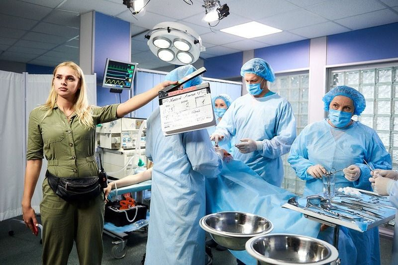 Стартовали съемки 4-го сезона сериала «Женский доктор»
