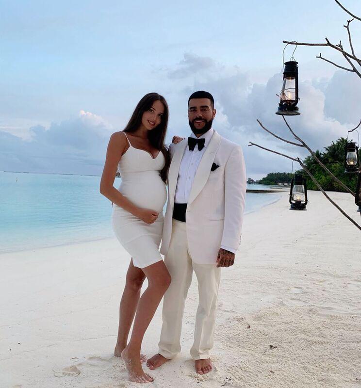 Тимати отправился на отдых без своей беременной возлюбленной Анастасии Решетовой