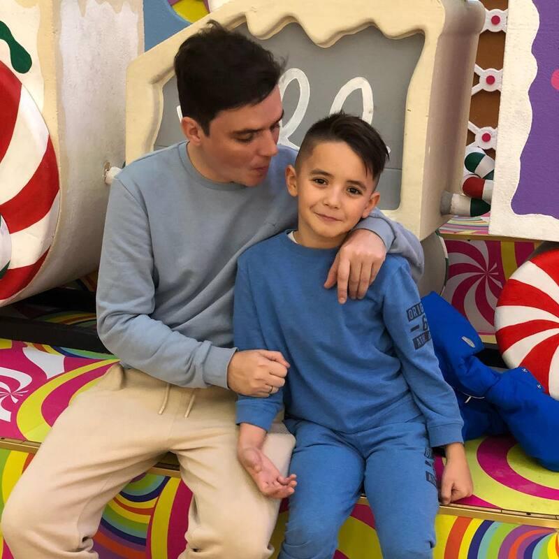 Звезда «Дома-2» Евгений Кузин впервые показал их с Сашой Артемовой новорожденного ребенка