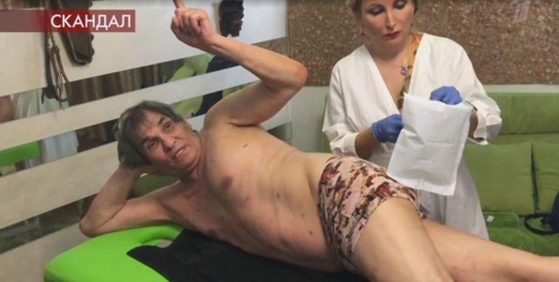 Евгений Петросян высмеял Бари Алибасова, выпившего средство для прочистки труб