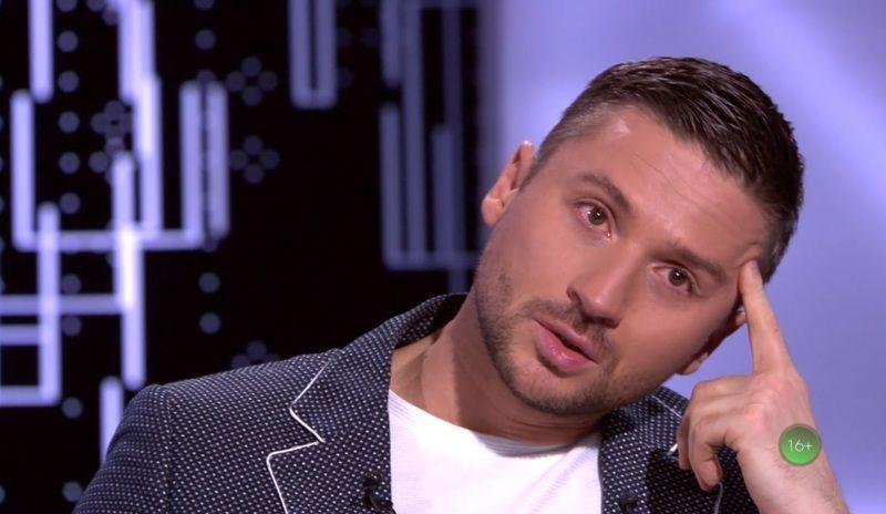 Сергей Лазарев расплакался в шоу «Секрет на миллион»